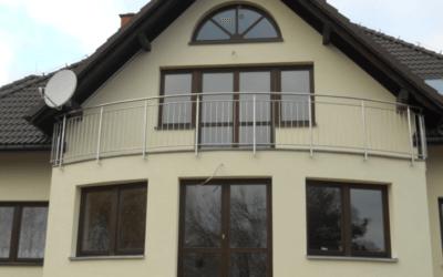 Przegląd tarasu i balkonu przed zimą